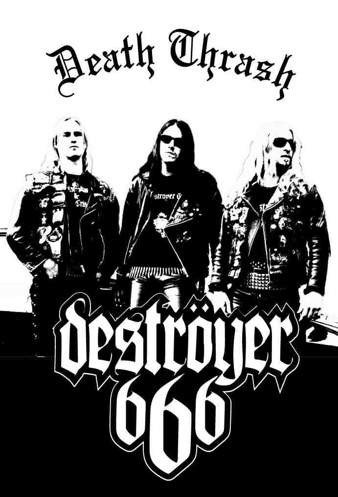 Destroyer666 Live